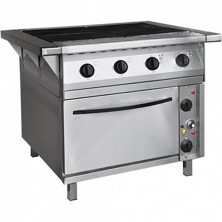 Eleetric stoves