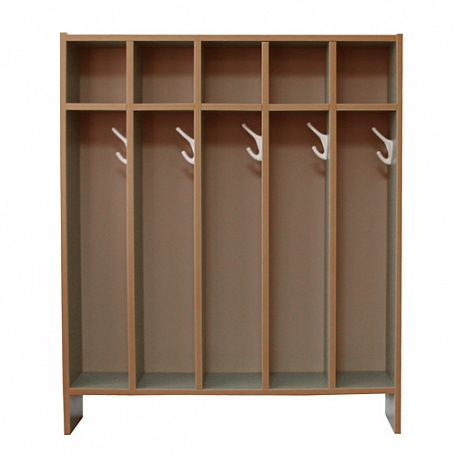 Wardrobes, cloakroom cabinets, hangers, beds