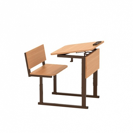 Desks, tables and chairs for schoolchildren